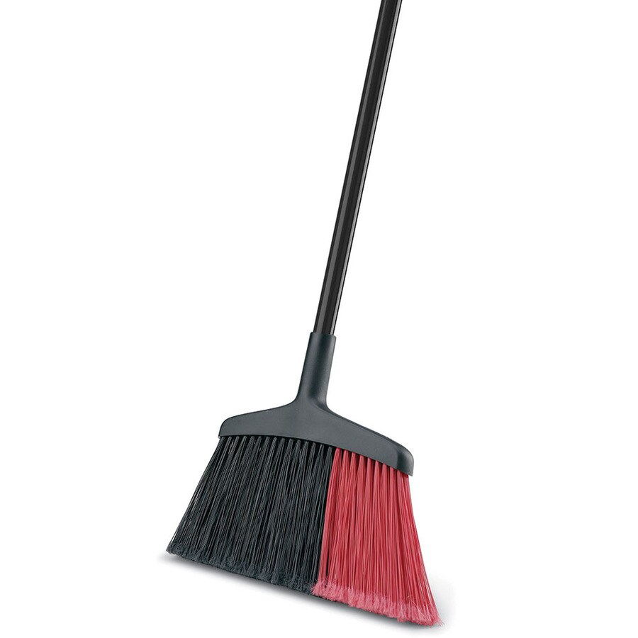 Shop Libman Poly Fiber Stiff Upright Broom At Lowes Com