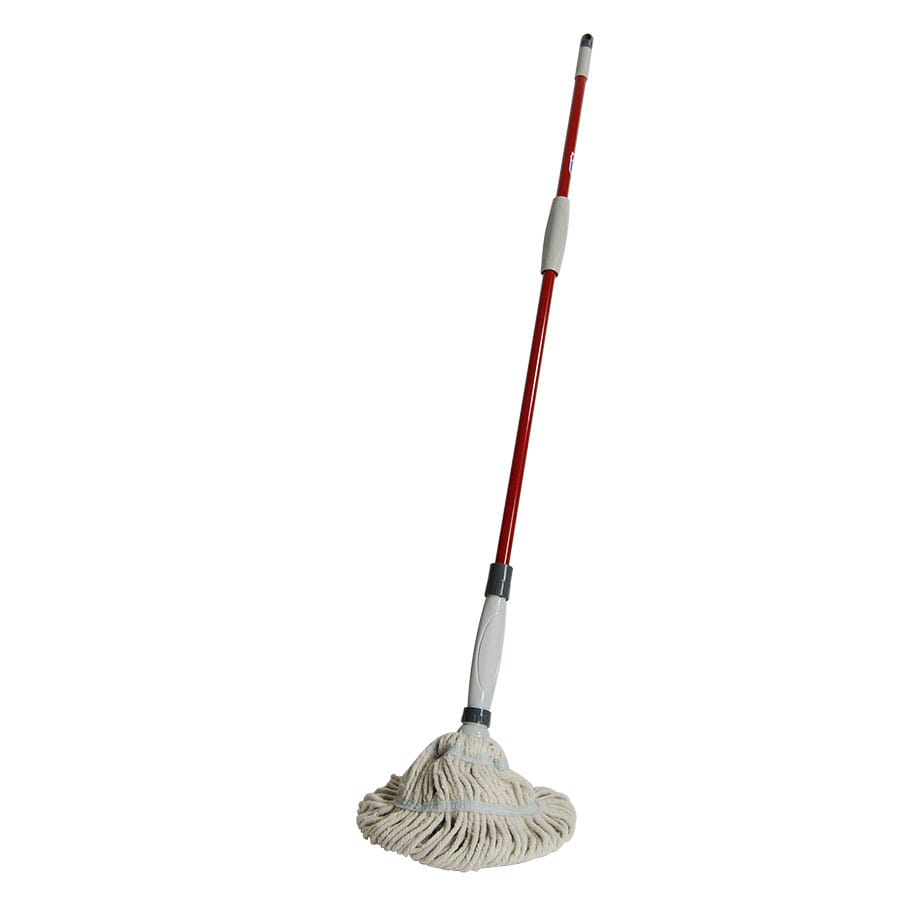 Quickie Twist Mop with Spot Scrubber