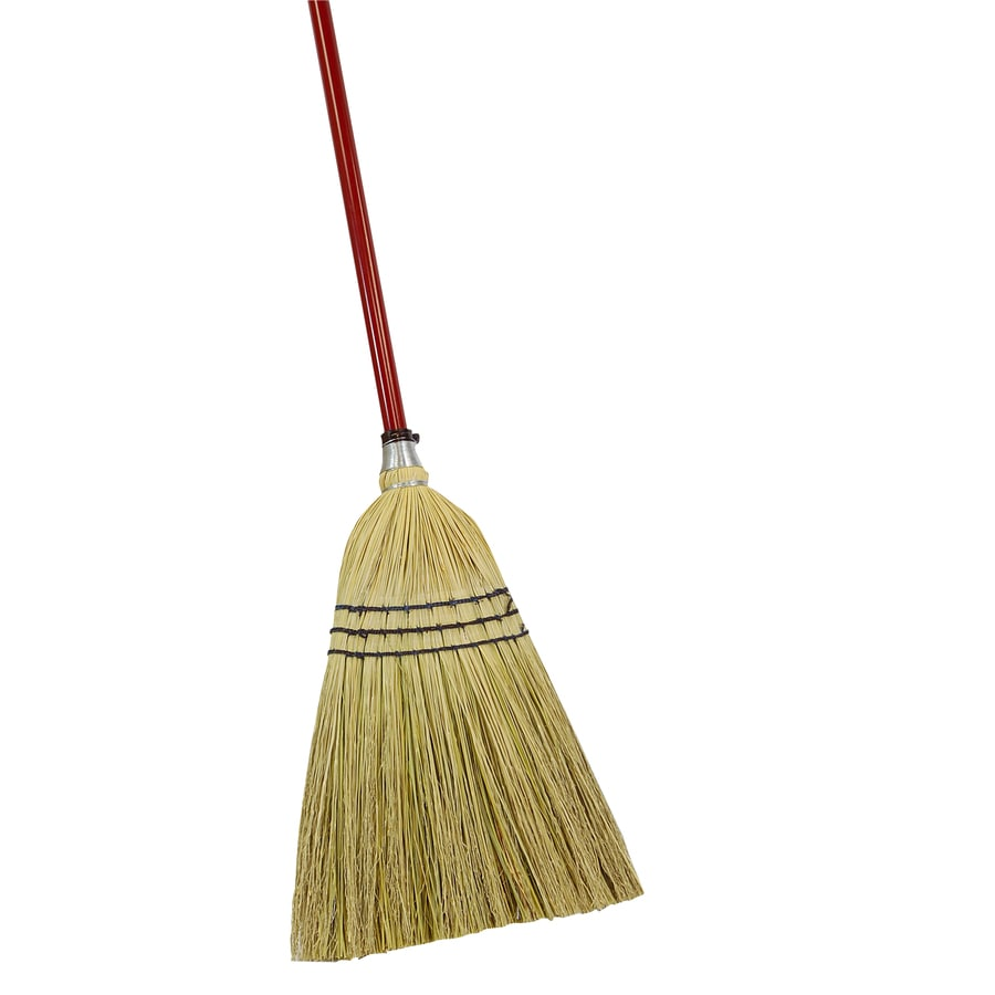 Shop Quickie Clean Results Corn Stiff Upright Broom At