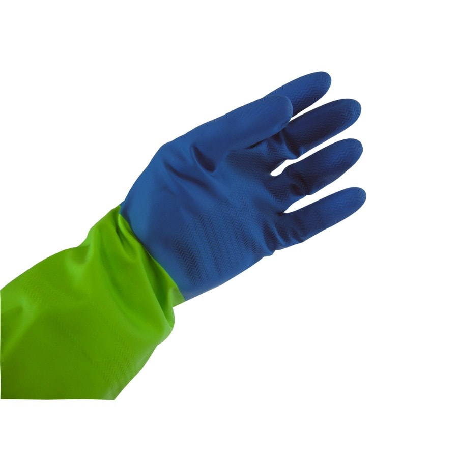 LYSOL Medium Latex Cleaning Gloves