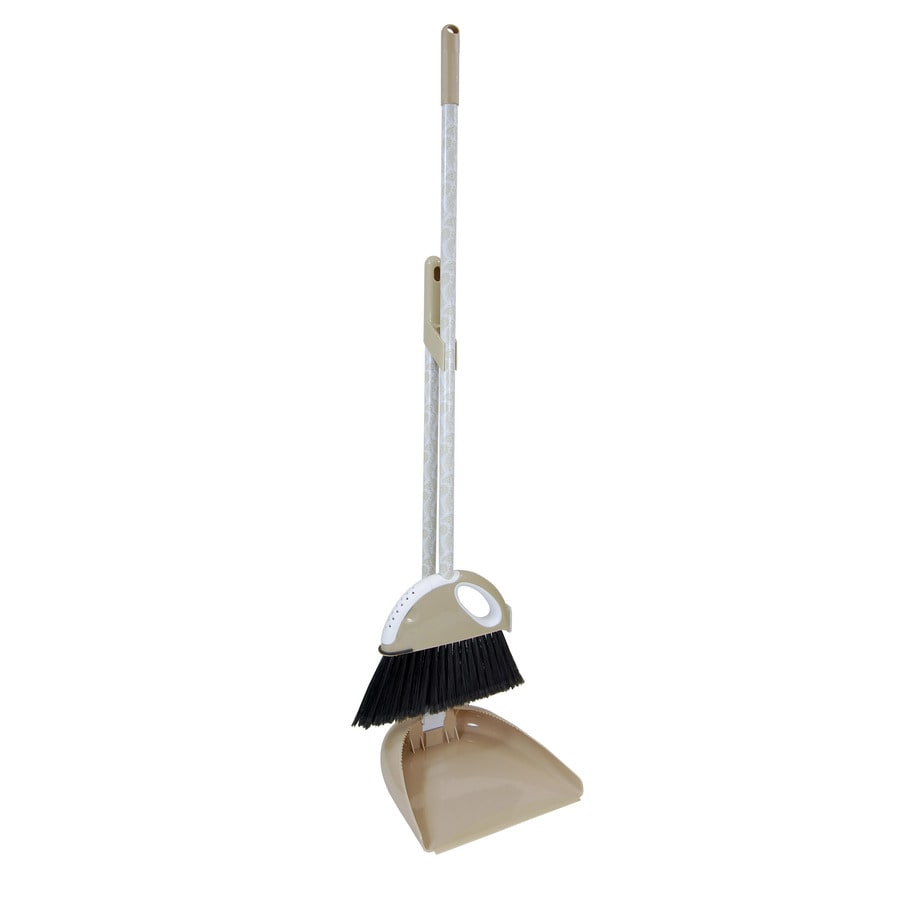 Quickie - Peabody & Paisley Poly Fiber Soft Upright Broom