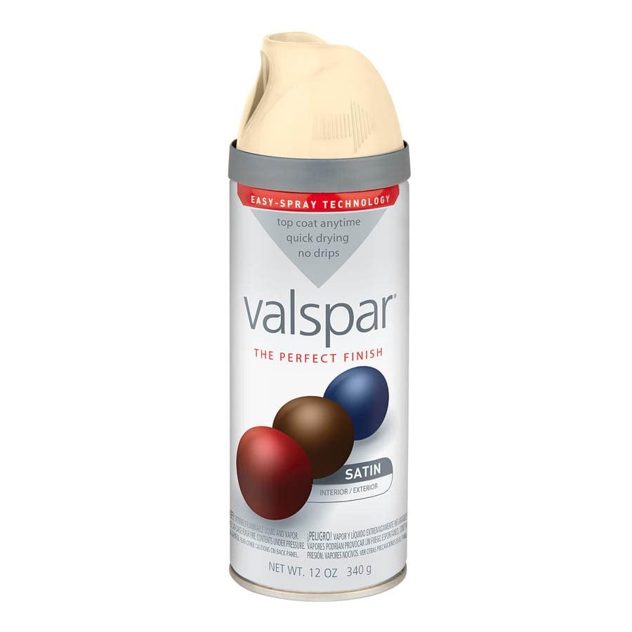 Valspar Churchill Hotel Vanilla Indoor/Outdoor Spray Paint
