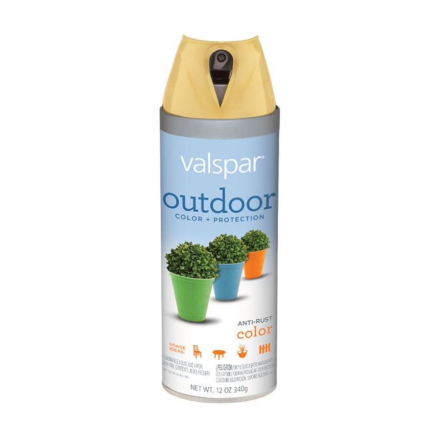 Valspar Honeywood Outdoor Spray Paint