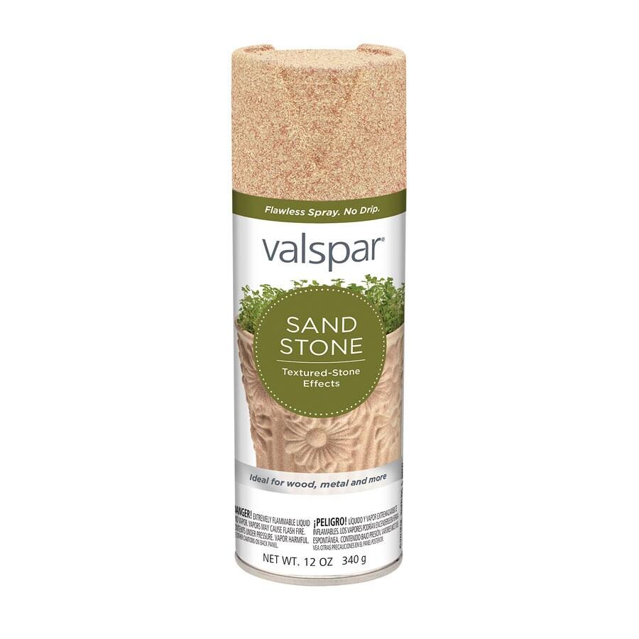 Valspar Ancient Ruins Sandstone Fade Resistant Spray Paint (Actual Net Contents: 12-oz)