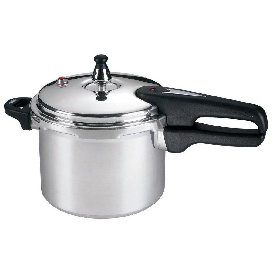 Mirro 4-Quart Aluminum Stove-Top Pressure Cooker