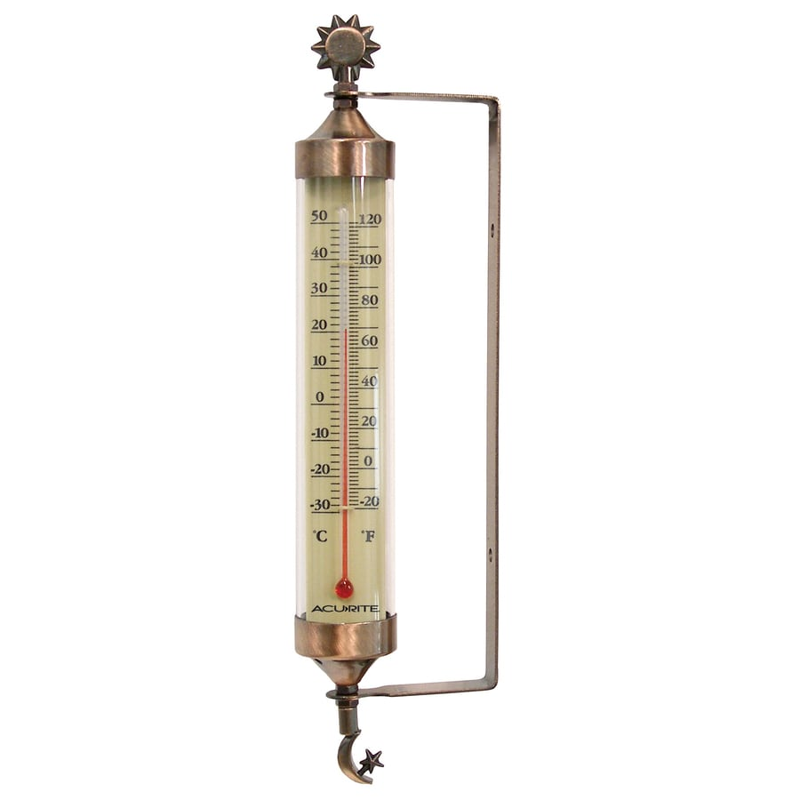 AcuRite Sun and Moon Thermometer