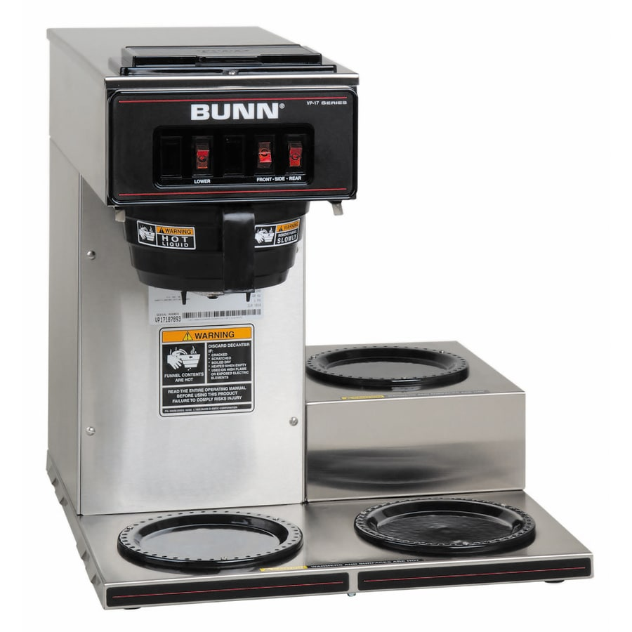 BUNN Black 12-Cup Coffee Maker