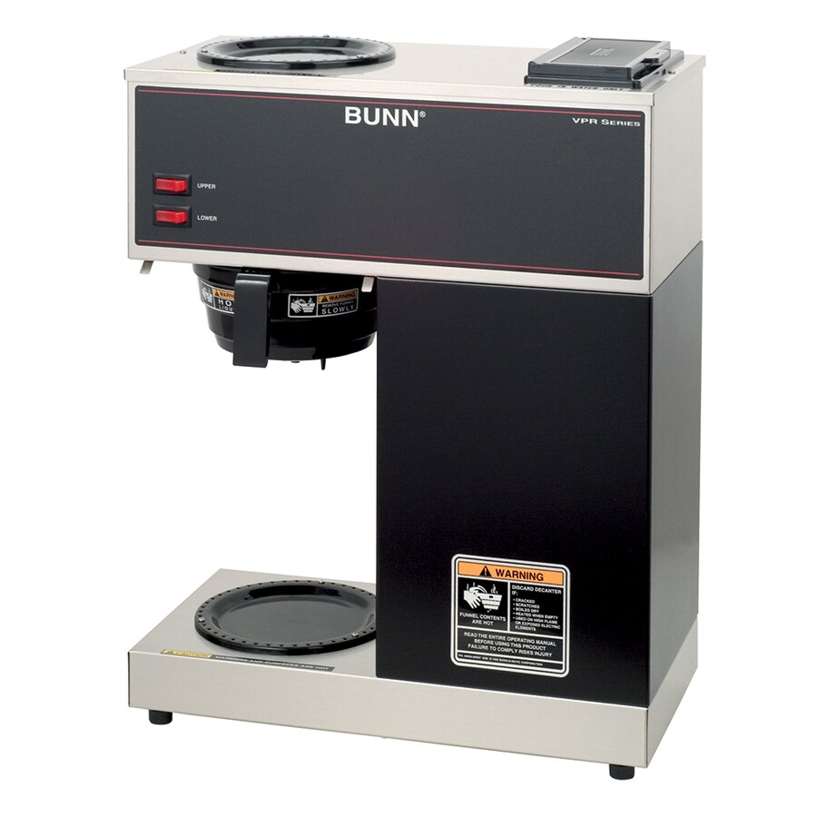 Bunn Coffee Maker Home Hardware : Shop BUNN Black 12-Cup Coffee Maker at Lowes.com