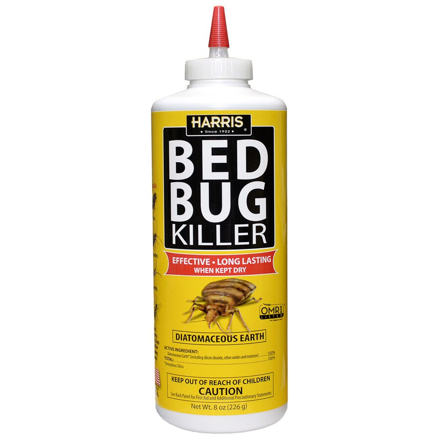 Diatomaceous Earth And Bed Bugs Reviews