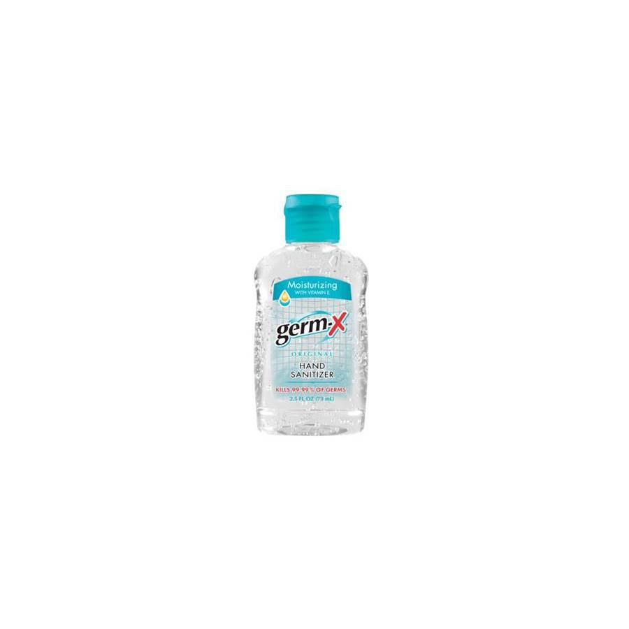 Germ-X 2.5-oz Original Hand Sanitizer Gel