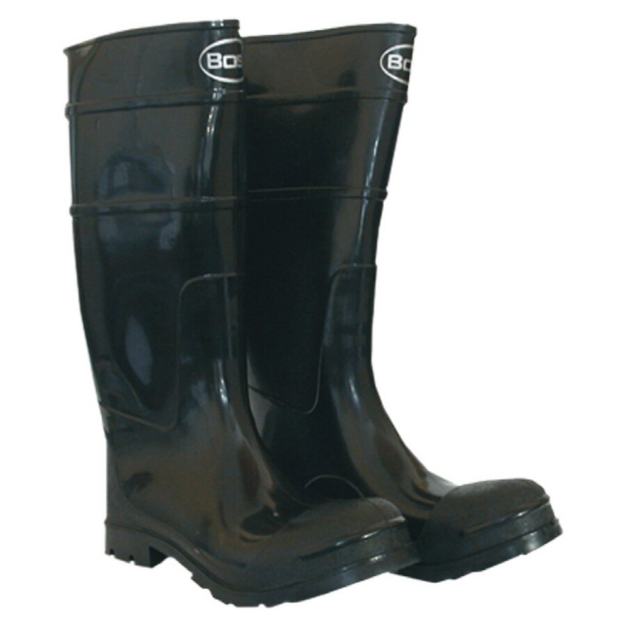 Boss Size-12 Men's PVC Boot
