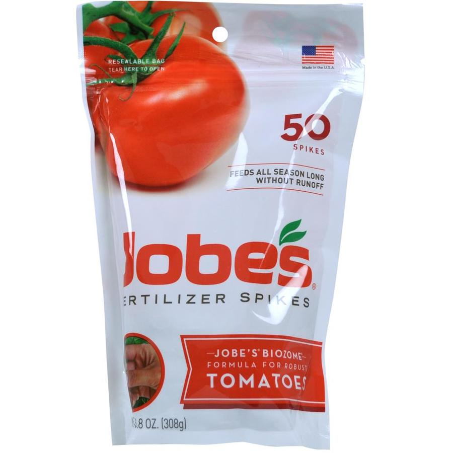 Jobe's 50-Count Flower and Vegetable Food (6-18-6)