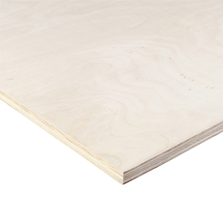 "3/4"" 4X8 BLONDEWOOD HARDWOOD PLYWOOD"