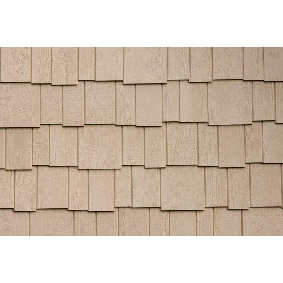 Primed Hardboard Untreated Wood Siding Shingles