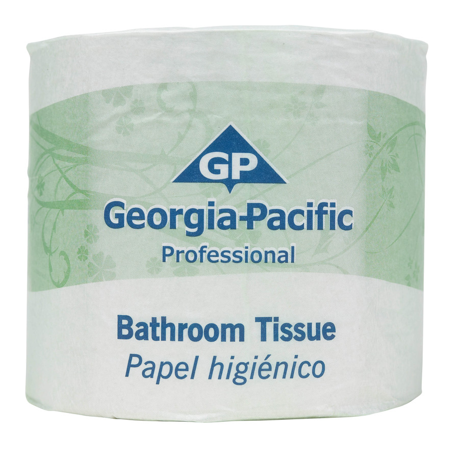 Georgia-Pacific Single Roll Jumbo Bath Tissue