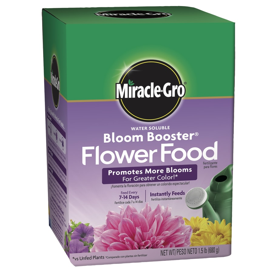 Miracle-Gro Bloom Booster 1.5-lb Flower Food (15-30-15)