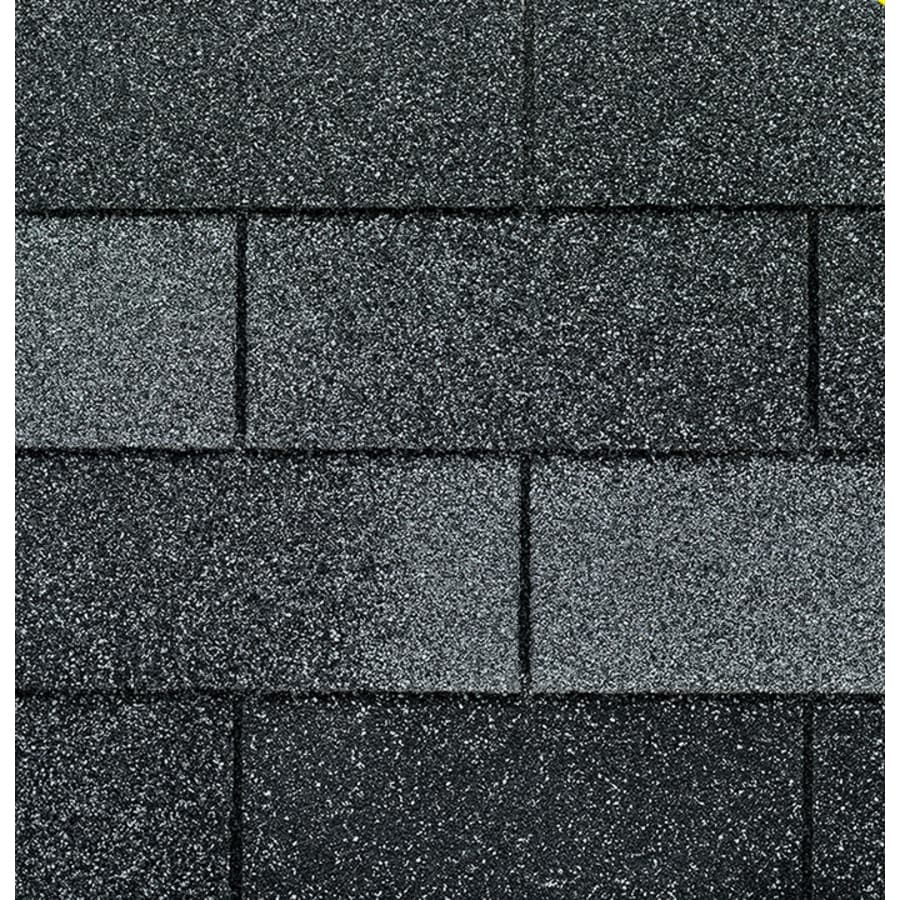 Shop Gaf Royal Sovereign 33 33 Sq Ft Nickel Gray