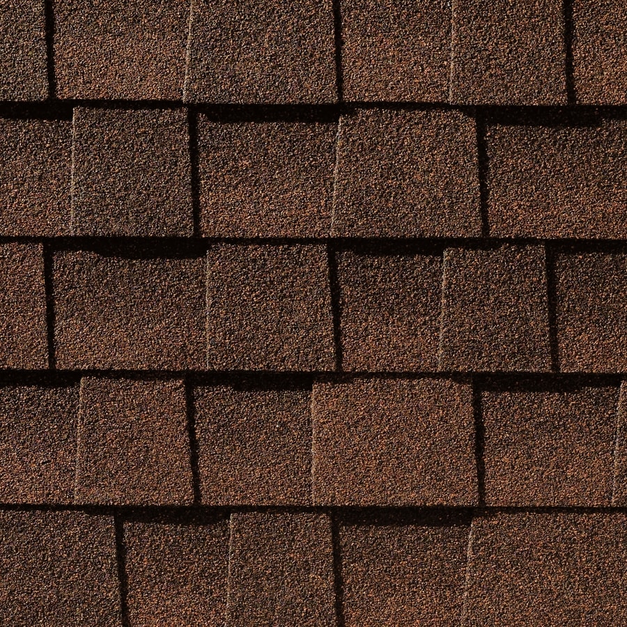 GAF Timberline Natural Shadow 33-sq ft Hickory Laminated Architectural Roof Shingles