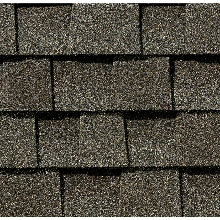 GAF Timberline Natural Shadow 33-sq ft Weathered Wood Laminated Architectural Roof Shingles