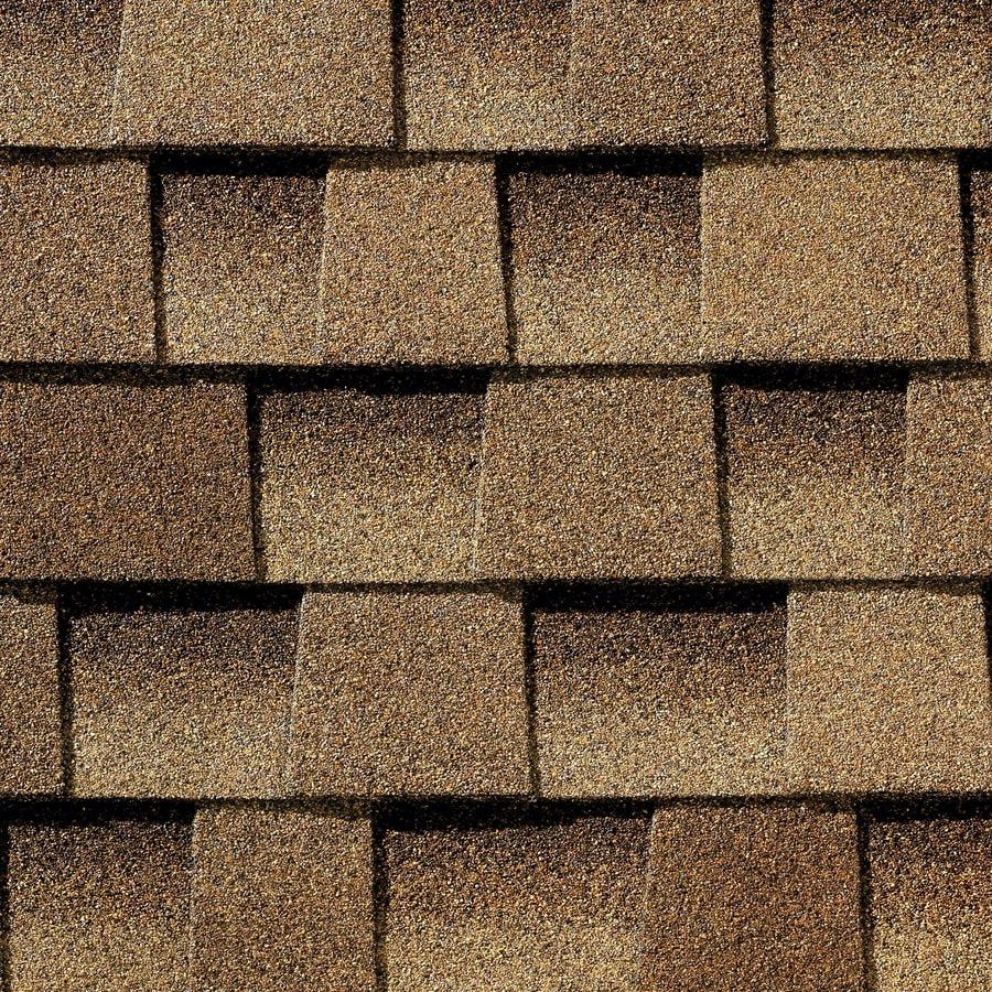 GAF Timberline Ultra HD 25-sq ft Shakewood Laminated Architectural Roof Shingles