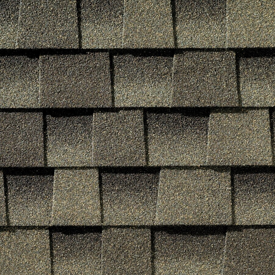 GAF Timberline Ultra HD 25-sq ft Weathered Wood Laminated Architectural Roof Shingles