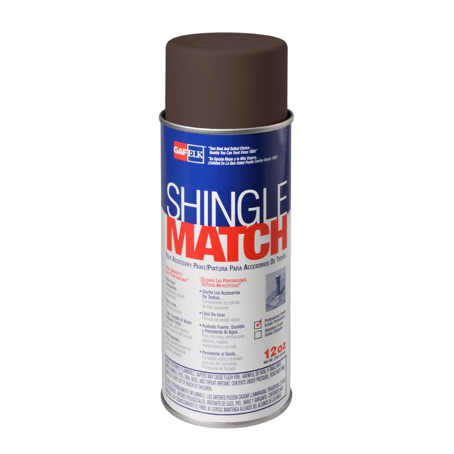 GAF Brown/Tan Outdoor Spray Paint