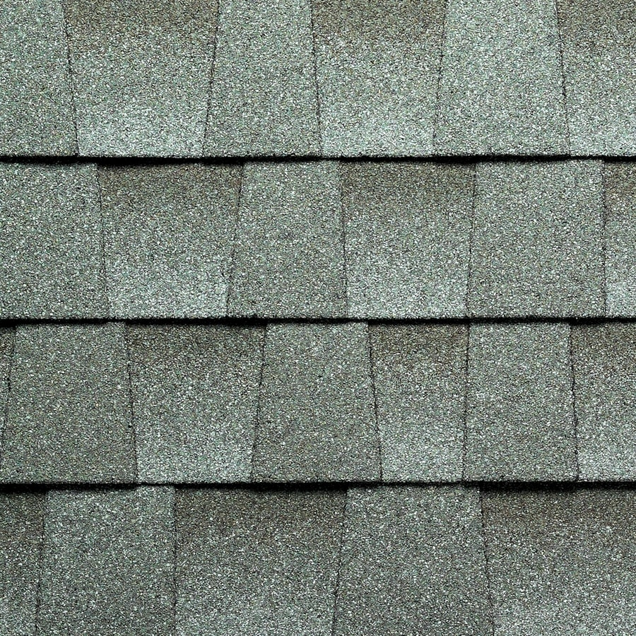 GAF Timberline Cool 33.33-sq ft Slate Laminated Architectural Roof Shingles