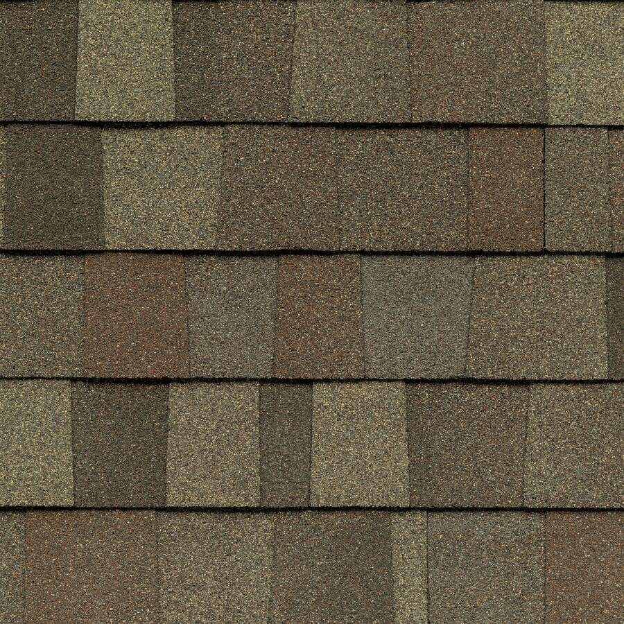 GAF Timberline American Harvest 33.33-sq ft Golden Harvest Laminated Architectural Roof Shingles