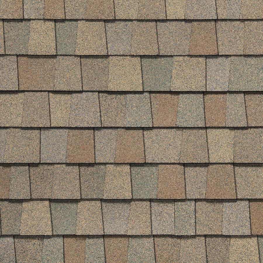 GAF Timberline American Harvest 33.3-sq ft Amber Wheat Laminated Architectural Roof Shingles