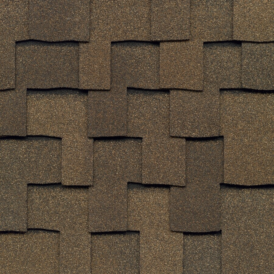 GAF Grand Sequoia 20-sq ft Cedar Laminated Architectural Roof Shingles