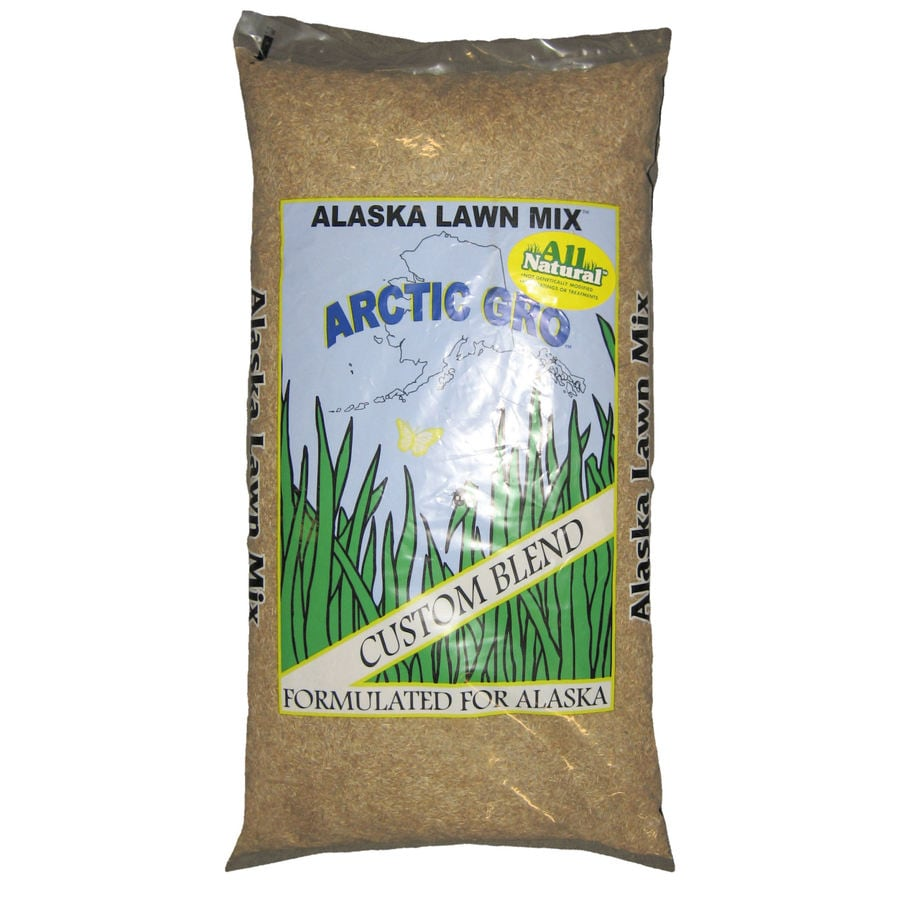 Arctic Gro Artic Gro 18-lb Bluegrass Seed