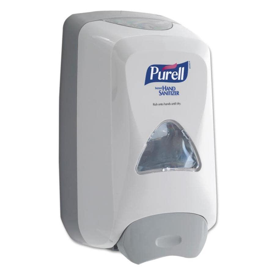 Shop Gojo White Pump Commercial Soap Dispenser At Lowes Com