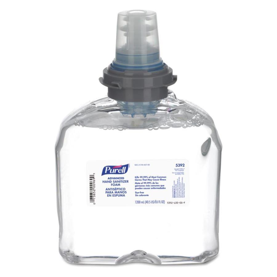 GOJO 40.6-oz Unscented Hand Sanitizer Foam