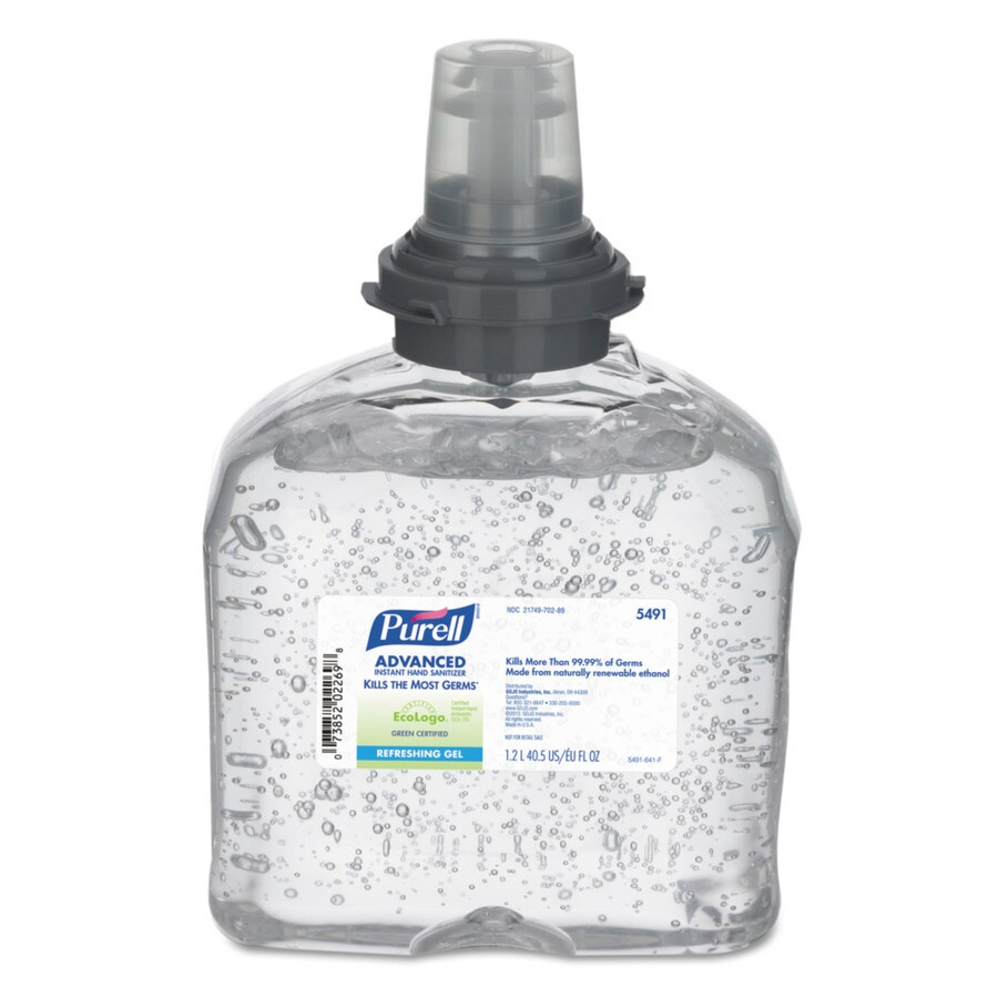 GOJO 40.6-oz Unscented Hand Sanitizer Gel