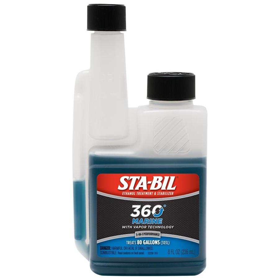 STA-BIL 8-oz Fuel Additive