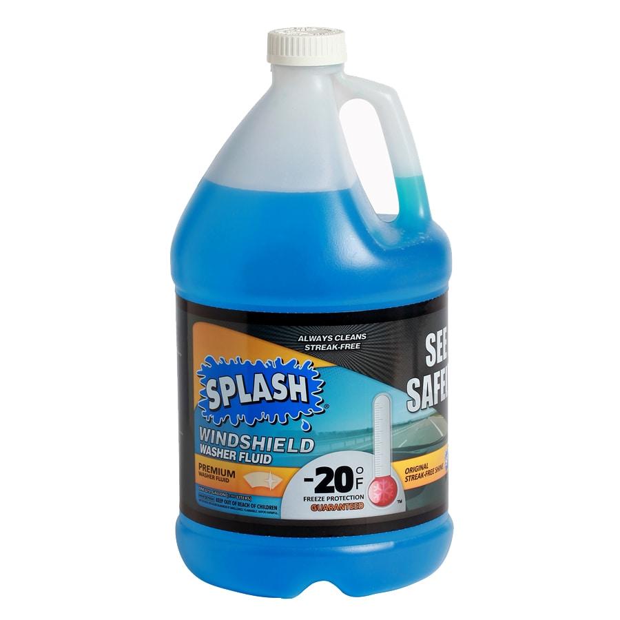 SPLASH 1-Gallon Windshield Washer Fluid