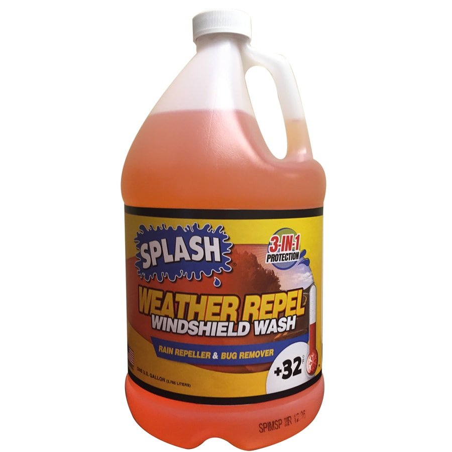 SPLASH 1 Gallons-Gallon Windshield Washer Fluid