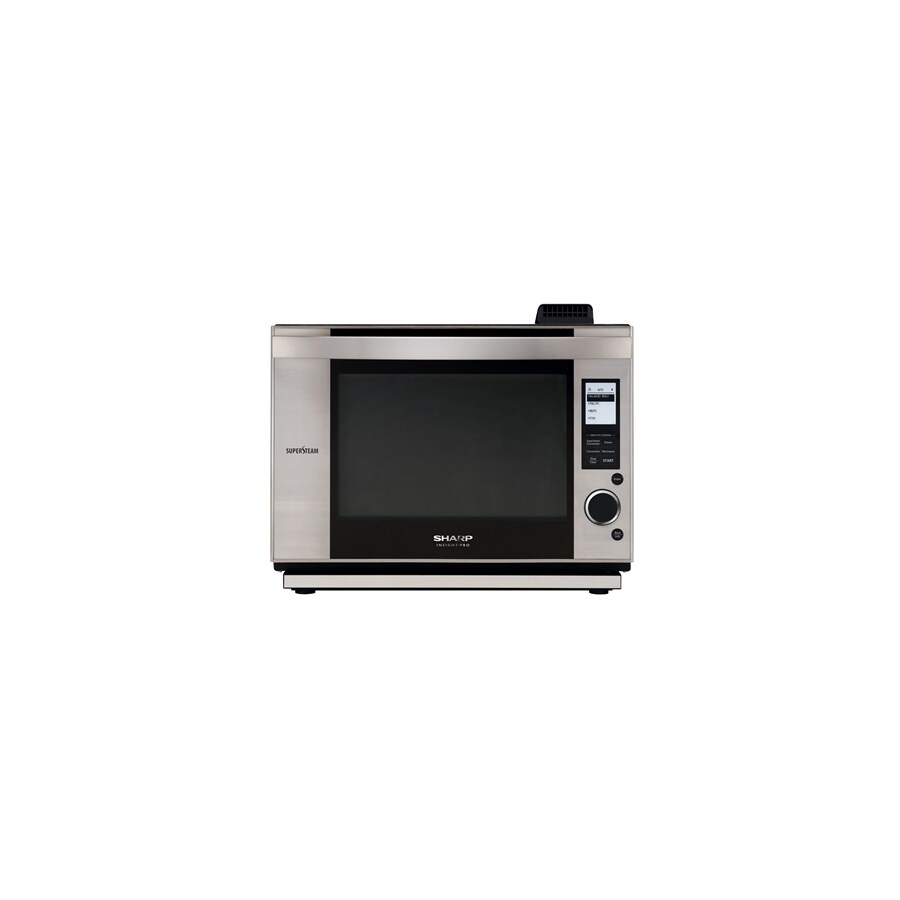 Sharp 21.75-in 1.1 cu ft Microwave Convection Drawer (Stainless Steel)