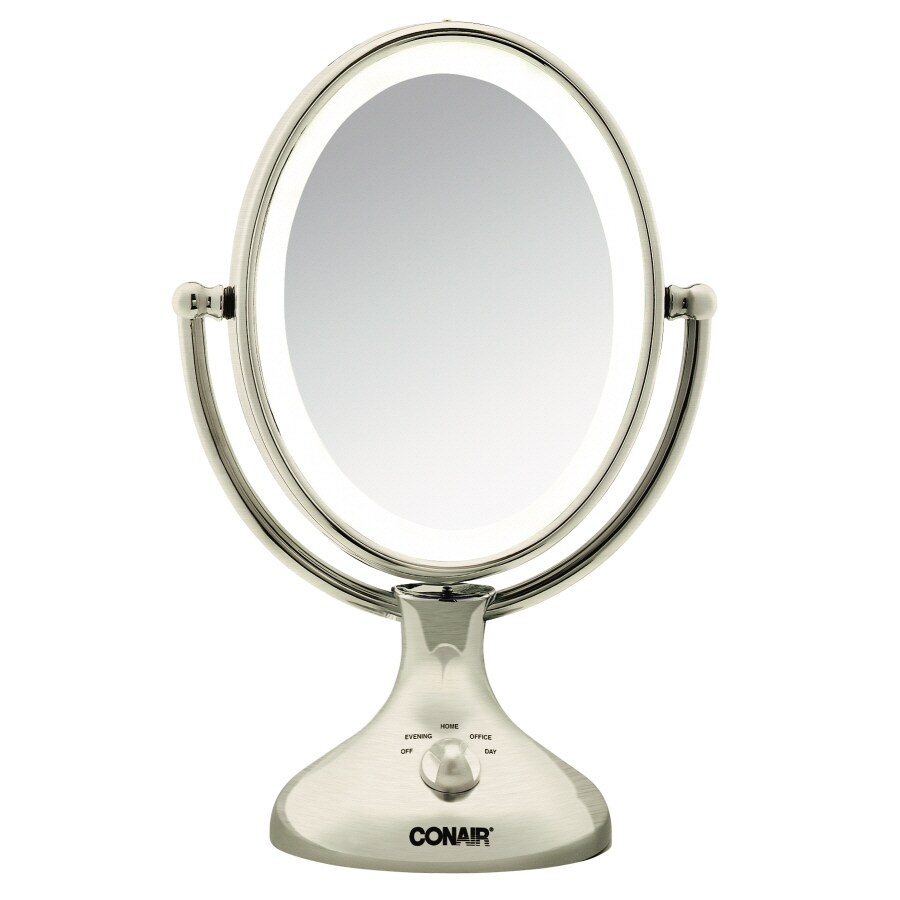 Conair Nickel Vanity Mirror