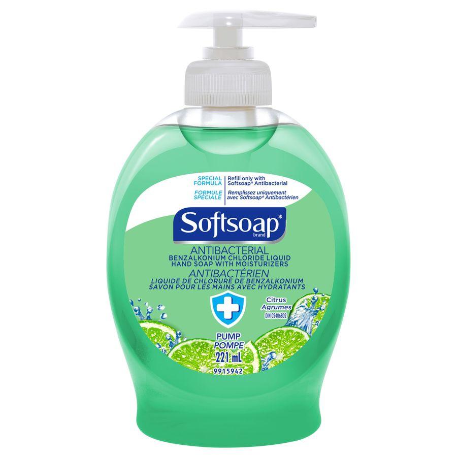 Softsoap 7.5-oz Antibacterial Fresh Citrus Hand Soap