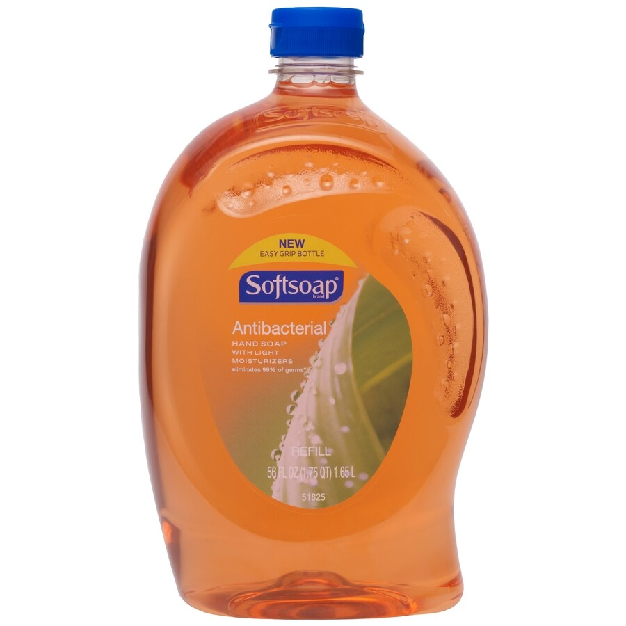 Softsoap 56-oz Antibacterial Hand Soap
