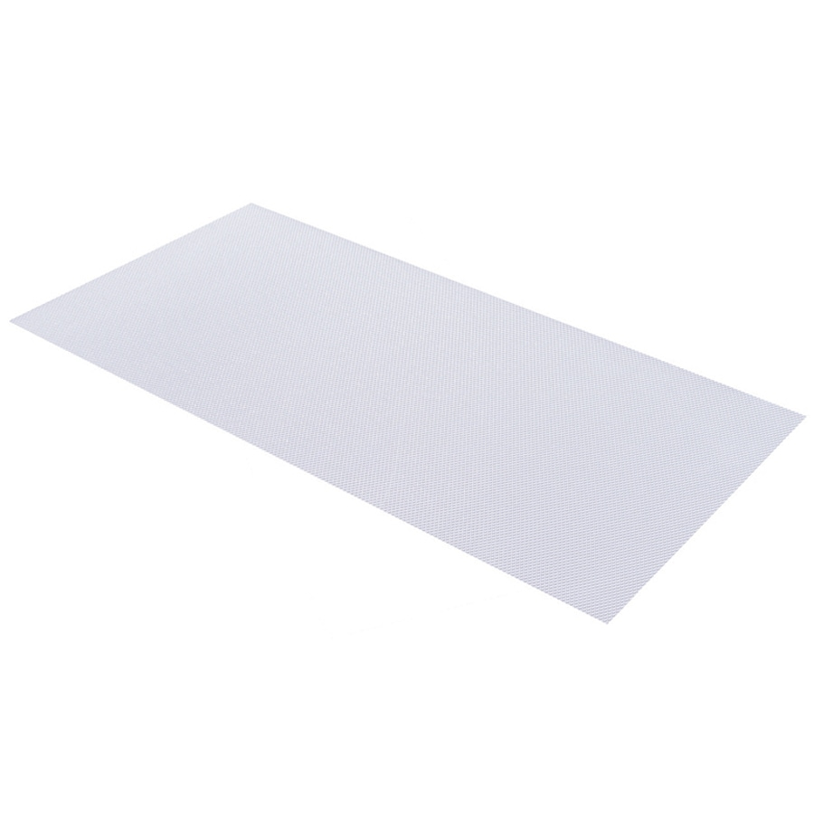 OPTIX 20-Pack 7.85-sq ft Prism Ceiling Light Panels (Common: 24-in x 48-in; Actual: 47.75-in x 23.75-in)