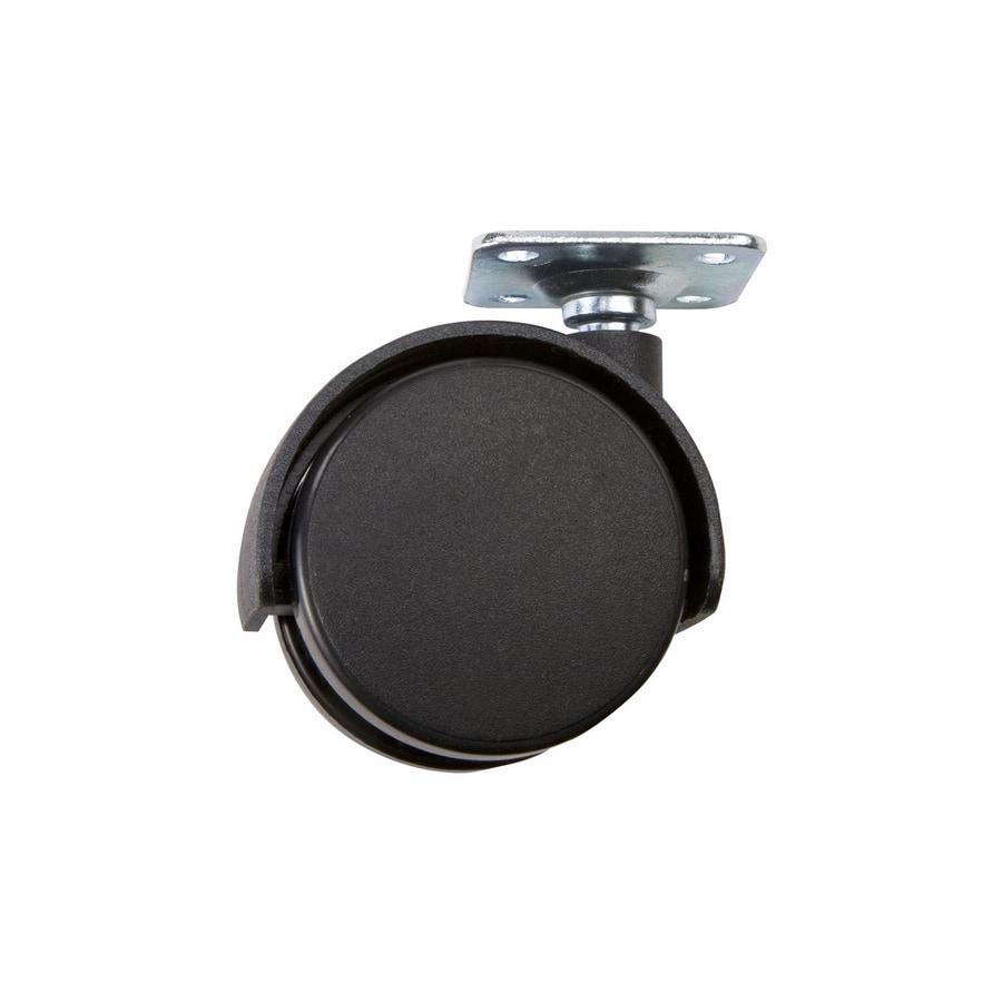 Waxman 2-in Plastic Swivel Caster