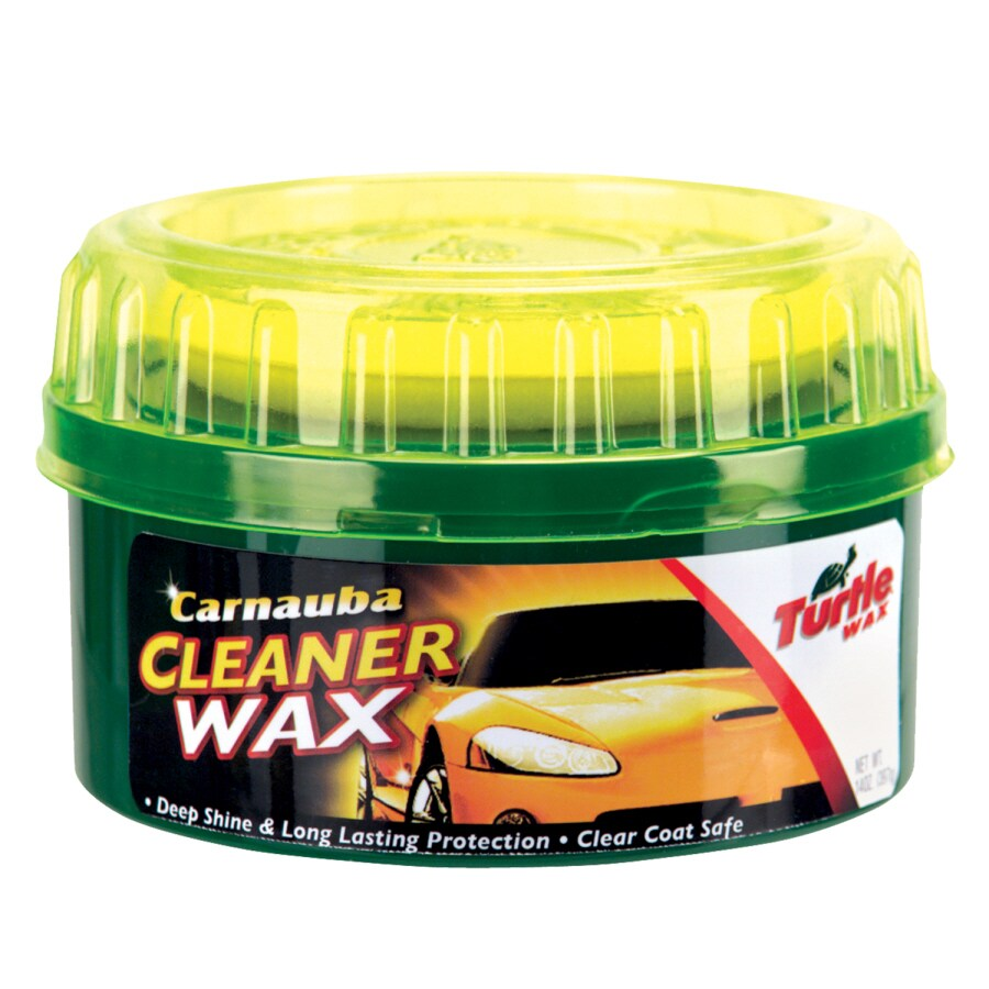 Turtle Wax 14-oz Carnauba Car Wax