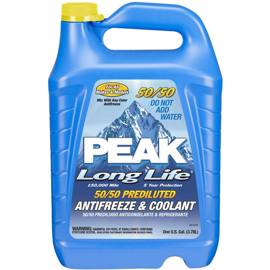 PEAK 50/50 Long Life Antifreeze