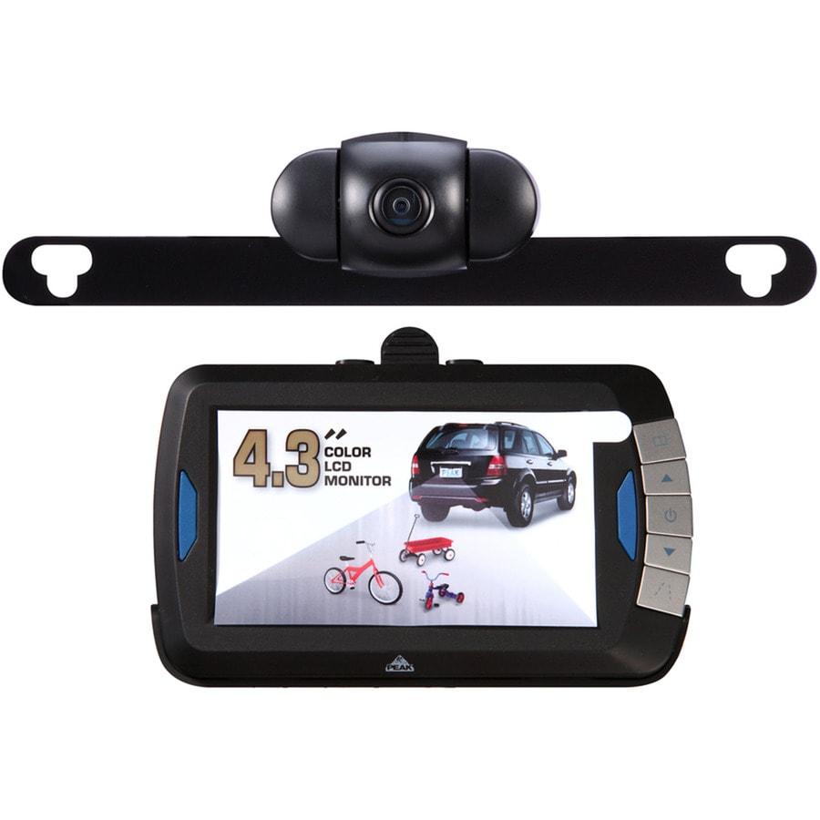 PEAK Digitial Back-Up Camera
