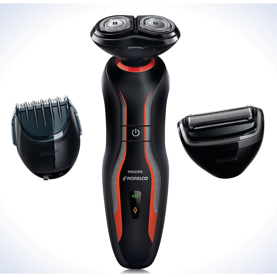 Norelco Cordless Wet/Dry Pivoting Heads Electric Razor