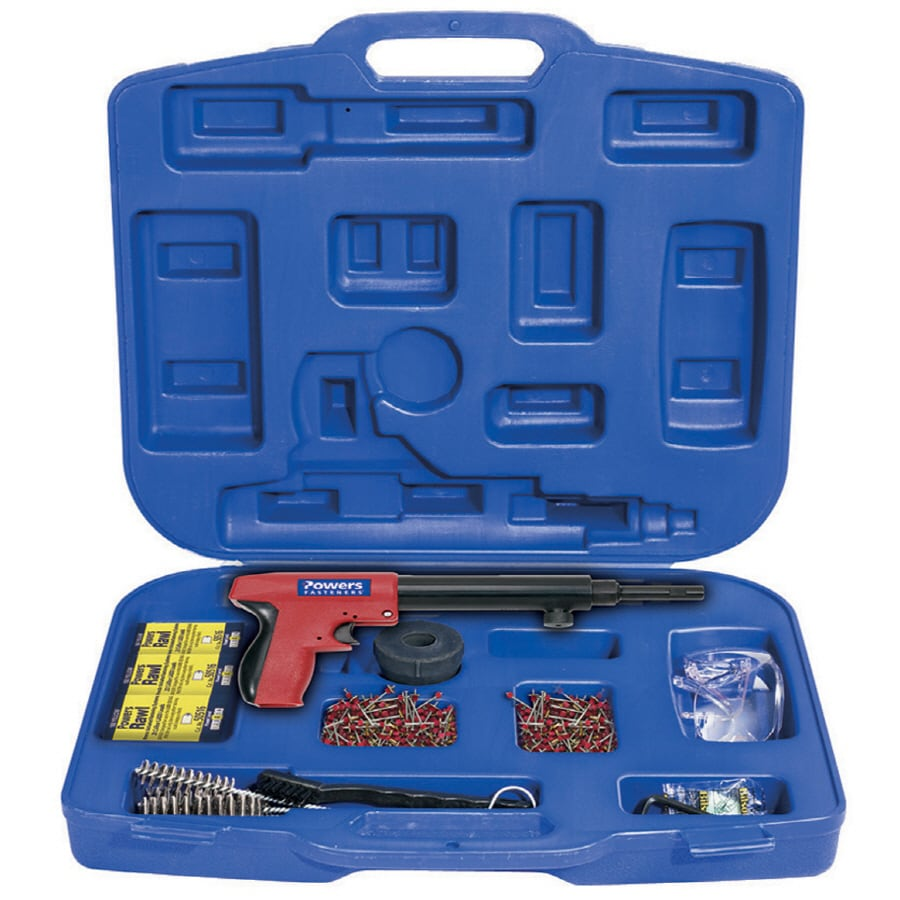 Powers .22 Caliber Powder Actuated Tool Kit