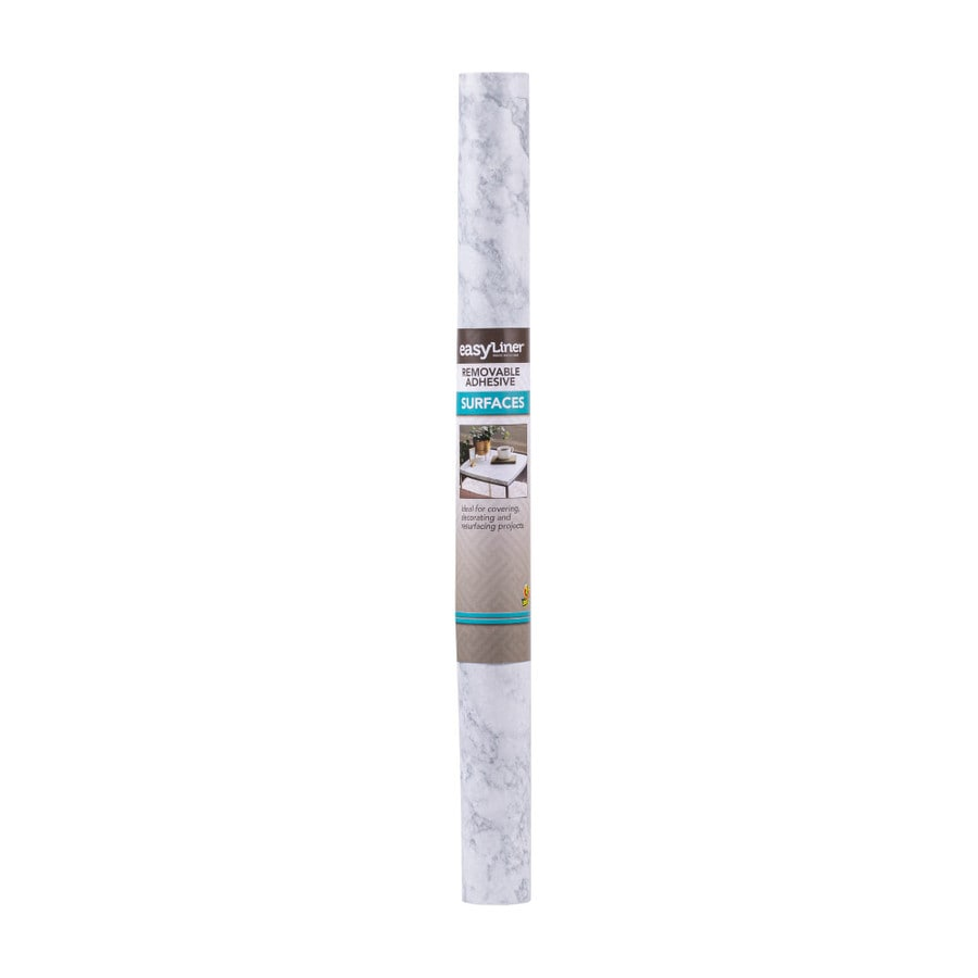Shop Duck 20 In X 15 Ft White Shelf Liner At Lowes Com