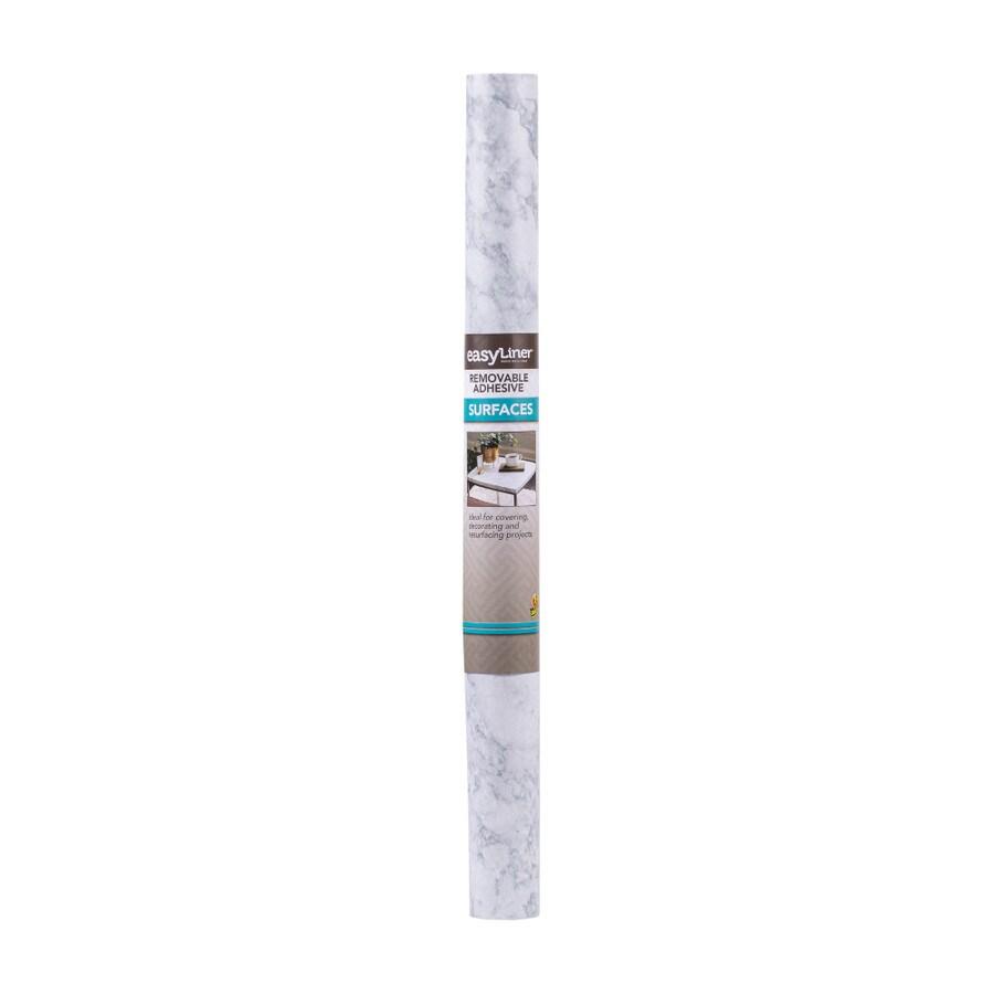 Duck 20-in x 15-ft White Shelf Liner